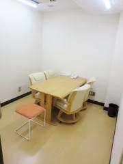 相談室2室を完備
